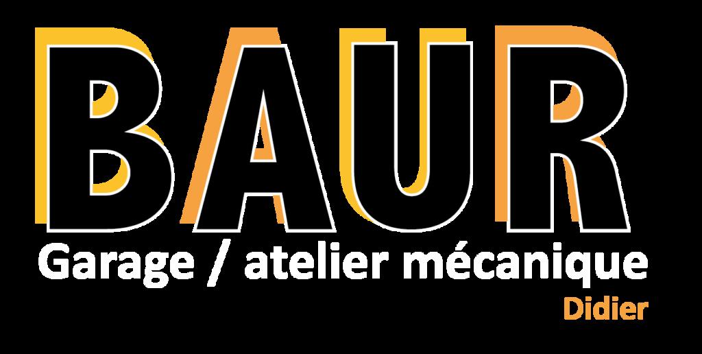 Logo Garage Baur