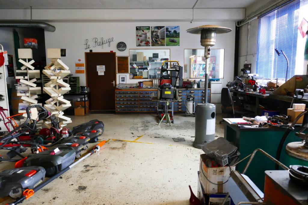 Atelier Garage Baur
